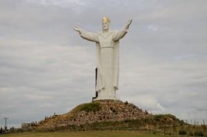 jezus swiebodzin 300x199 Polskie Rio de Janerio   Świebodzin