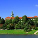 wawel od strony wisly1 150x150 Najpiękniejsze zamki Polski