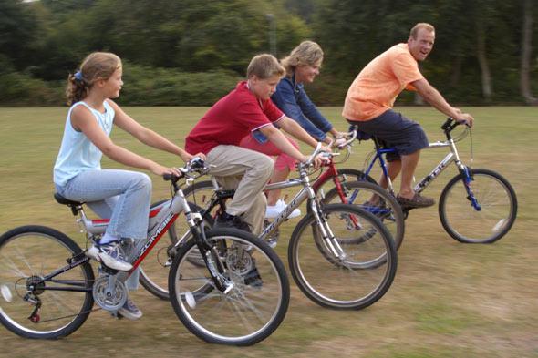 rower Popularne szlaki rowerowe Polski