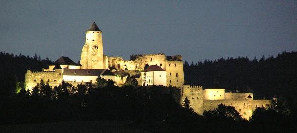 stara lubovna Słowackie zamki